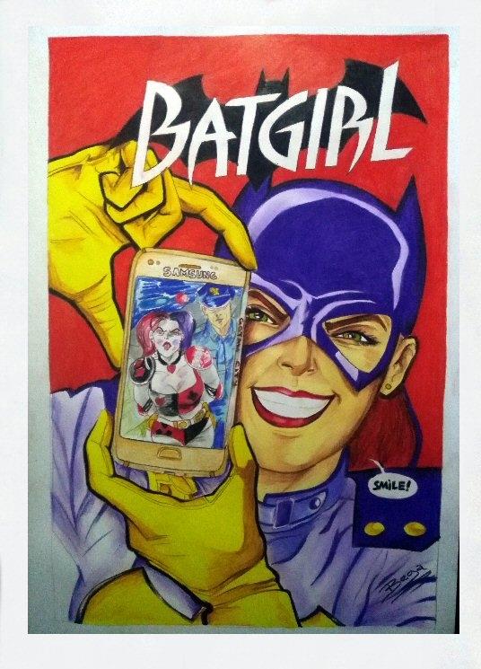 Batgirl por bega